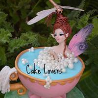 bathing fairy