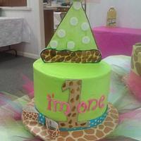 Tutu Birthday by Jody Wilson