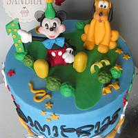 mickey mouse by Cale Studio Sandra