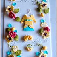 Lemon meringue from Strawberry Shortcake by SabzCakes