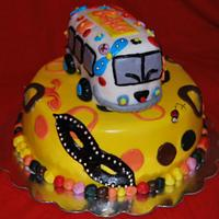 Hippy Cake  by Barbara Casula