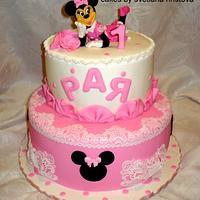 Minnie Mouse 2 by Svetlana Hristova