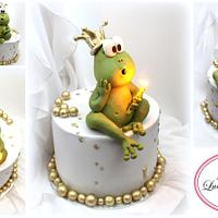Little Prince Frog