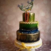Mardi Gras Carnival Cakers Collaboration