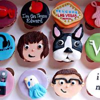 Louise's Favorite Things Cupcakes