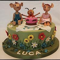 Jonalu - Birthday Cake