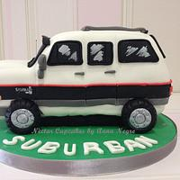 suburban cake by nectarcupcakes