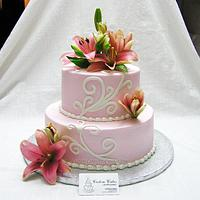 Pink Wedding ...