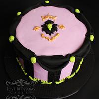 Goth Cake