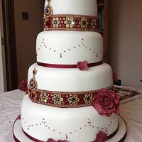 My First Wedding Cake by Gill Earle