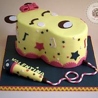Eight Kawaii Cake