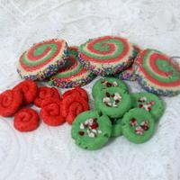 Easy Christmas cookies.