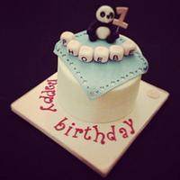 First Birthday Cake - Panda