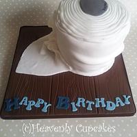 Unusual Cake request!