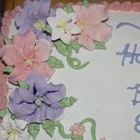 Birthday Cake by Ming