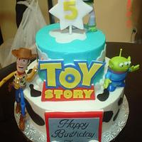 Toy Story Cake
