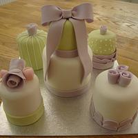 Mini Cakes by Sam's Cupcakes