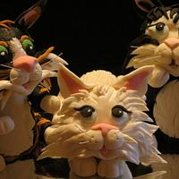 Kitty toppers