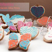 Children's Cookies for the fight against childhood cancer