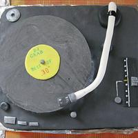Turntables by Niovy
