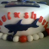 Paul&Shark cake by Take a Bite