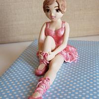 Ballerina topper