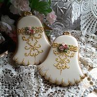 Victorian Christmas bells