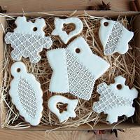 Classic Christmas cookie set