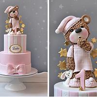 Drowsy Teddy Bear