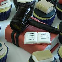 National Library Week Cupcakes