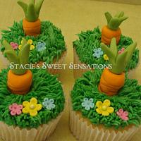 Easter Cupcakes by Naturepixie