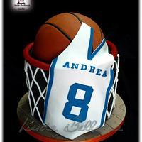 BASKET CAKE by Linda Bellavia Cake Art
