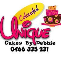 Unique Colourful Cakes by Debbie