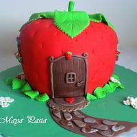 Strawberrry Shortcake's House
