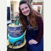 Elizabeth Miles Cake Design