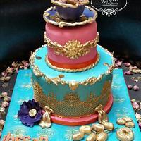 ACHOURA CAKE