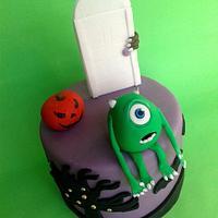 Monster halloween!