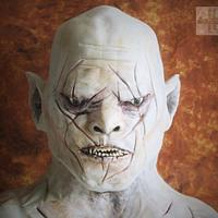 Azog The Defiler - Cakes From Middle Earth