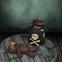 Little voodoo doll