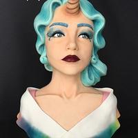 Dreamland Collaboration - Lady Unicorn