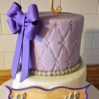 Girly cake #2