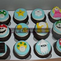 Super Mario Bros. Cupcakes