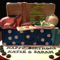 16th  Birthday suitcase <3