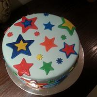 Star Cake by Bake Cuisine