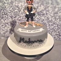 Madonna Cake