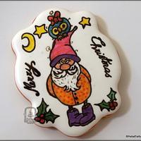Christmas Gnome #1