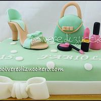 Cake fashion by Paola