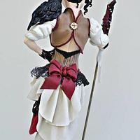 Raven - Steam Cake Collaboration
