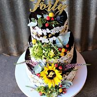 Forty by Sassy Cakes and Cupcakes (Anna)