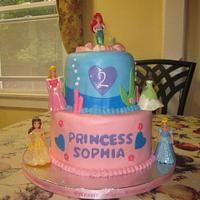 Princess Cake by Paulina